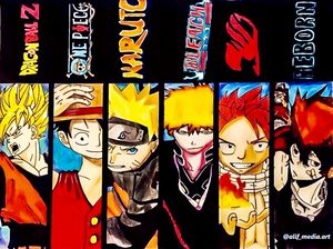 Legendary Anime Characters
