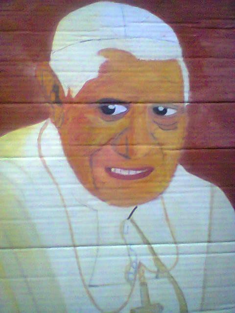 Pope Emeritus BENEDICT XVI - Kings Ndubuisi REALITY XPRESSION Gallery