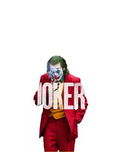 Joker White BG