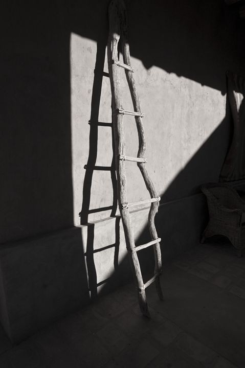 Ladder in the Light - Sonya Marie Photography