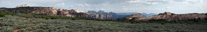 Sagebrush Valley - Sonya Marie Photography