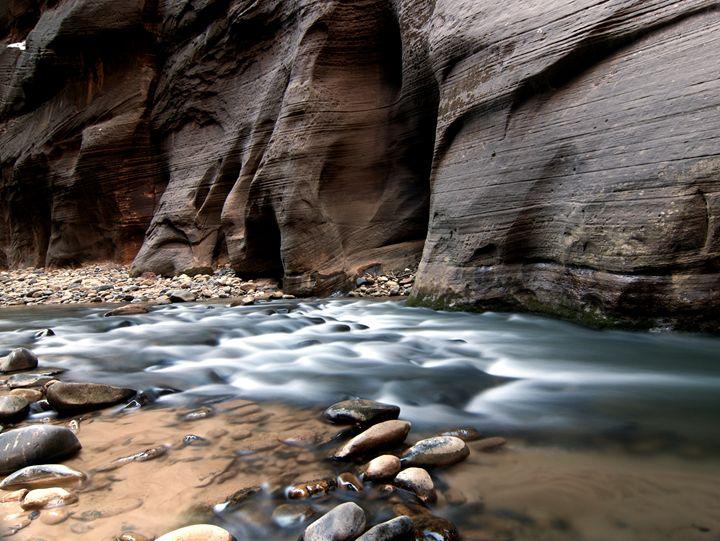Virgin River, Narrows - SonyaMariePhotography
