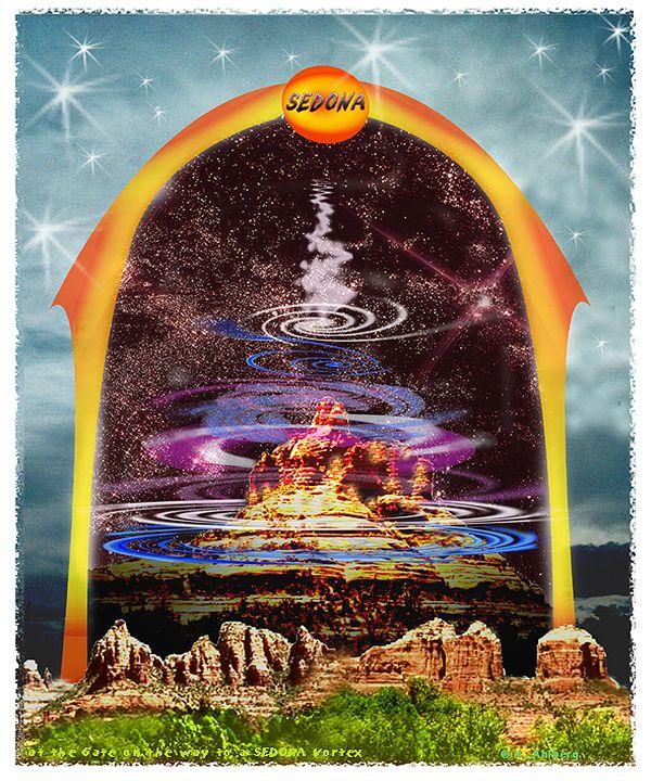 Sedona  Vortex - holyhollys