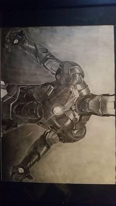 Iron Man - Vinny's art
