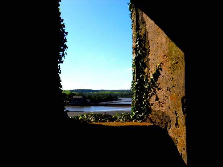 Doorway of Illusion - Kathleen Faye