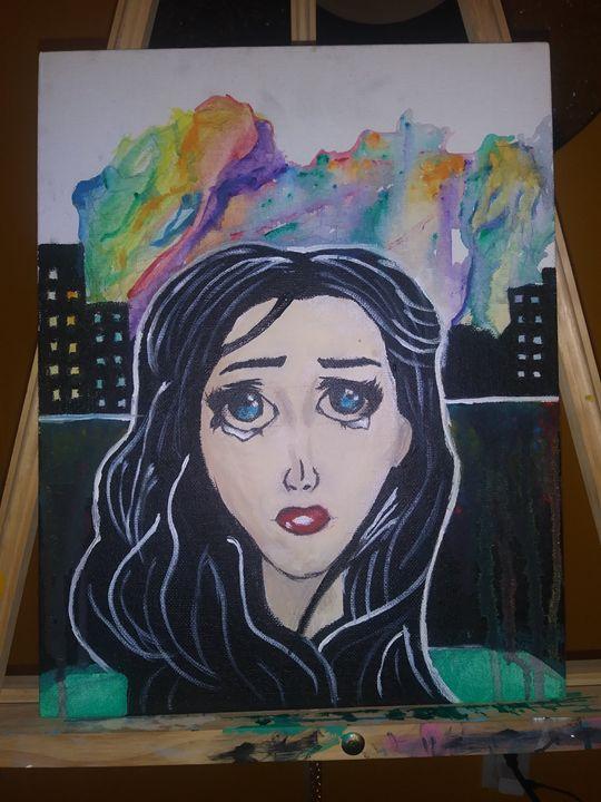 Lost light - Tiffany Hernandez