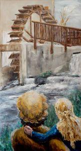 'Bij de watermolen'