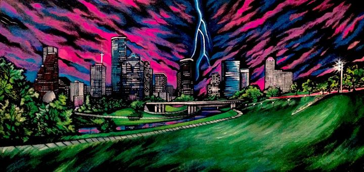 Houston, Texas - Aliah Montazeri