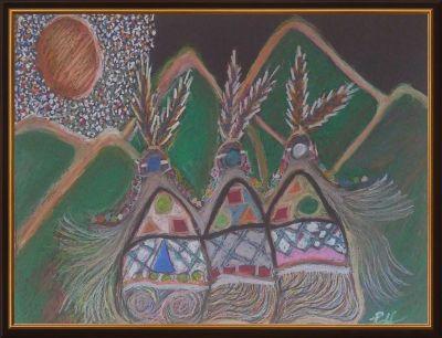 "Sangre De Cristo Mountains ""Nature"" - Hastick Gallery"