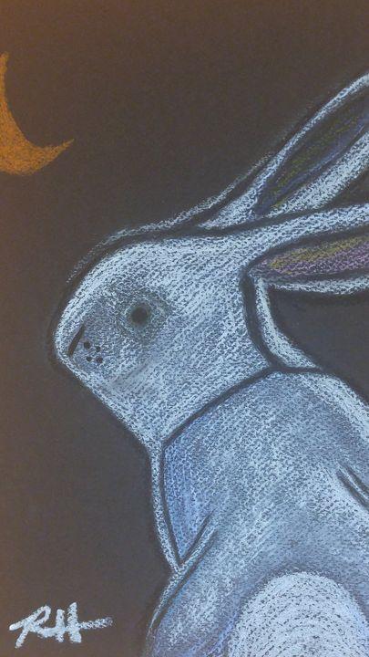 Portland Bunny - Hastick Gallery