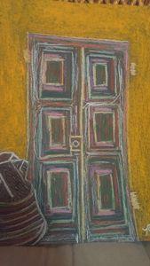 Aspen Vintage door