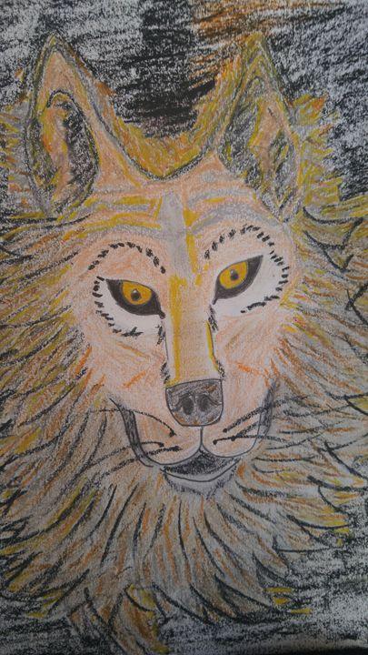 Wolf - Hastick Gallery