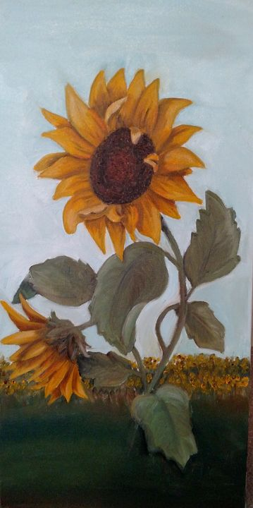 Sunflowers - Kate S