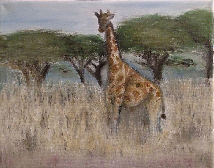 Giraffe - Kate S
