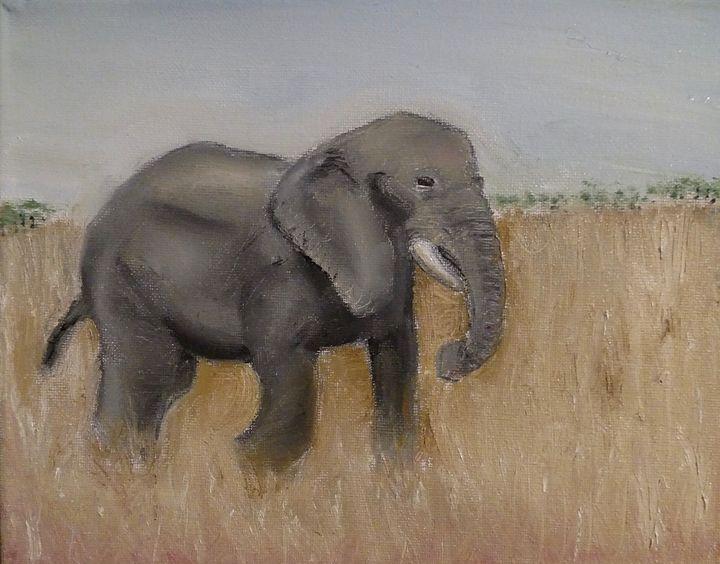 Elephant too - Kate S
