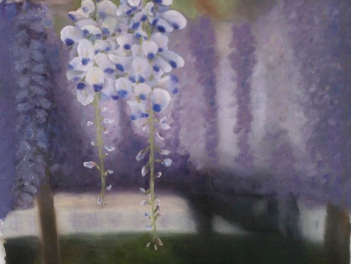 Hanging flowers - Kate S