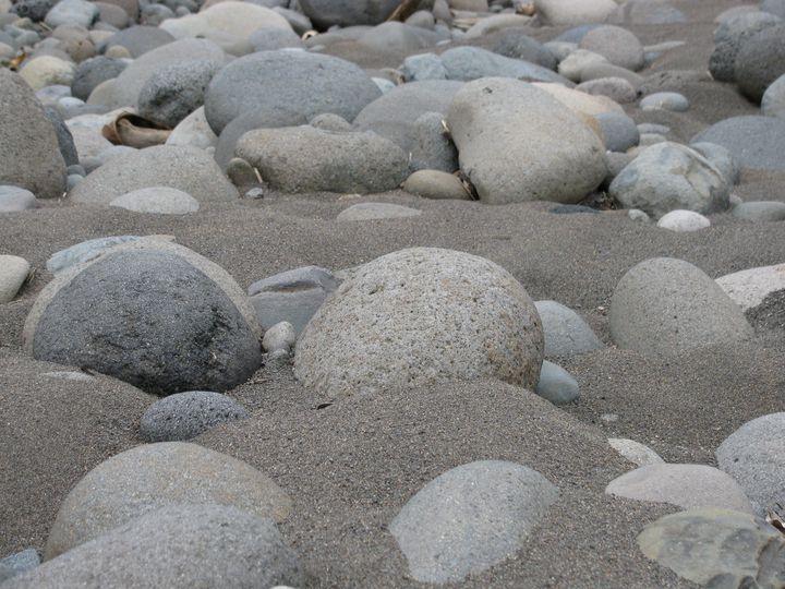 Sand Pebbles - Kodiak Prints