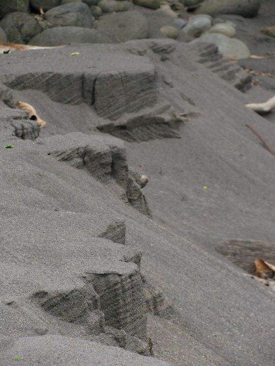 Sand Cliff - Kodiak Prints