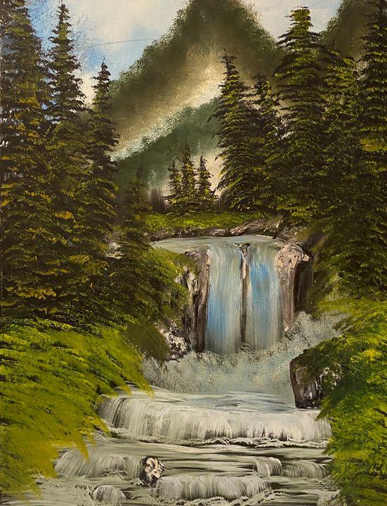 Amazing Waterfall - Jbennett