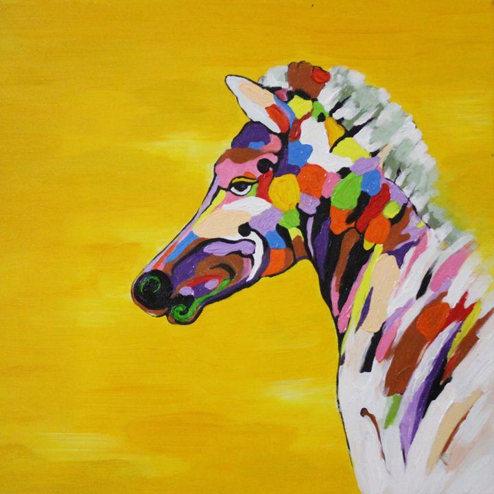Horse portrait - Ninhart Vu