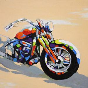 Color motorbike