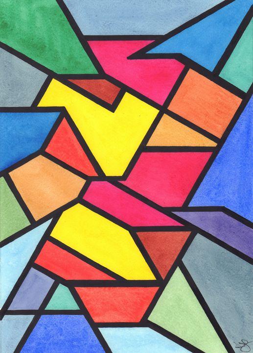 Untitled 10 - James Knights Art