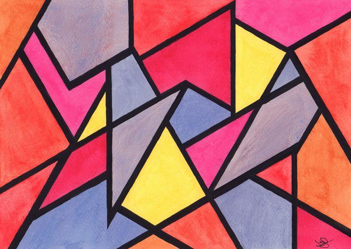 Untitled 13 - James Knights Art