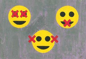 The Three Wise Emojies