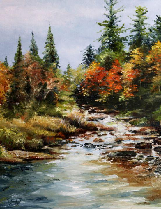 A River Runs - Steve James