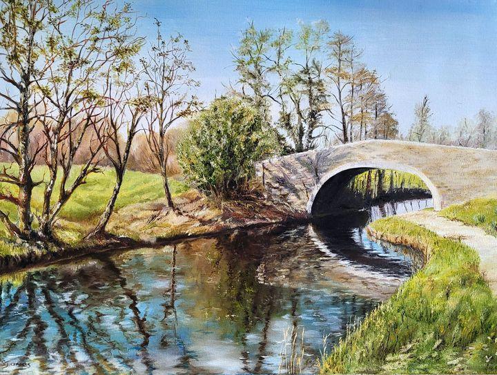 Canal Bridge - Steve James