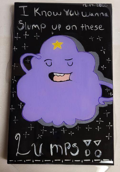 Lumpy space princess - NESSA'S ART