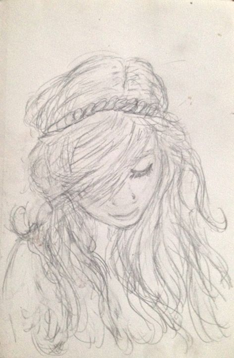 My daughter - Rose's art gallery