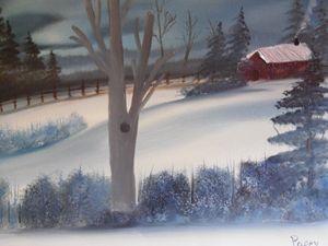 Winter Morning in Kentucky