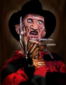 Nightmare on Elm Street - Hayden Willis