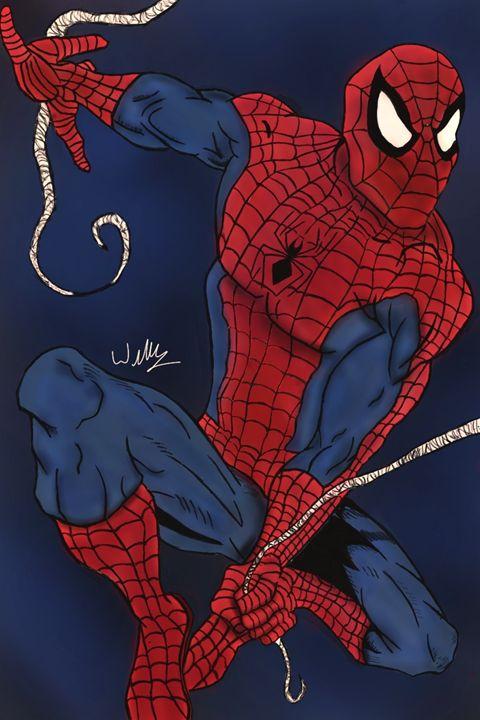 The Amazing Spider-Man - Hayden Willis