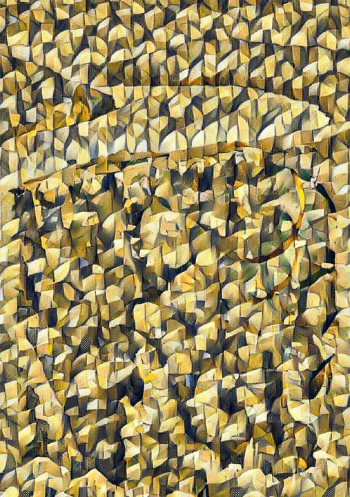 Cubistriver - IgnatiusArts