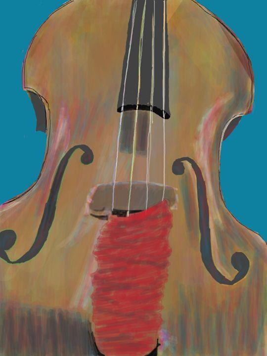 Violin - Paiges Art