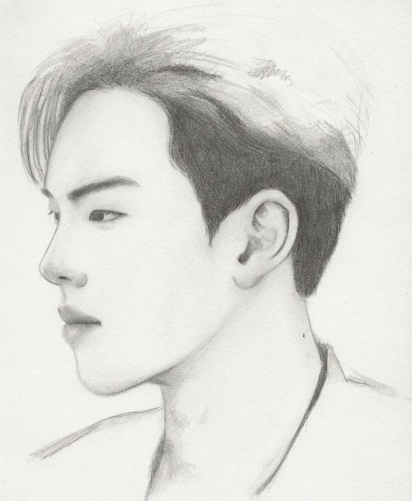 Monsta X Shownu (Son Hyunwoo) - Yeobseo Arts