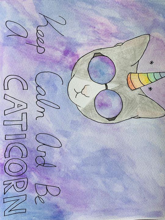 Caticorn - Kelly's Art