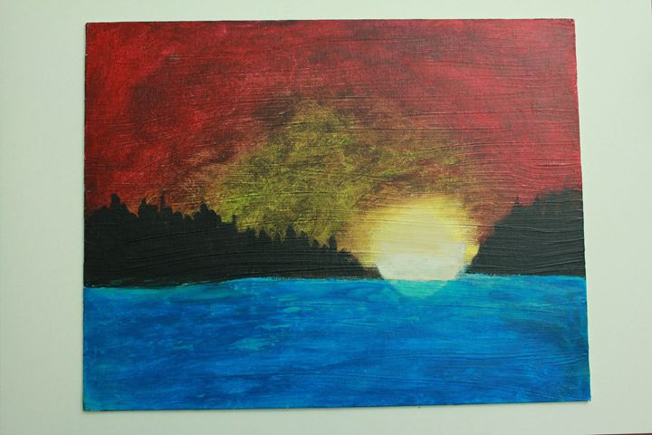 Sunset - EmptyMind