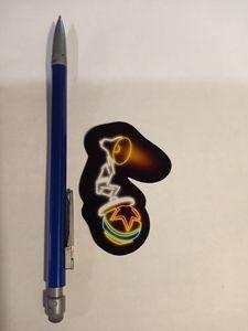Luxo Jr & Pixar Ball Neon Sticker