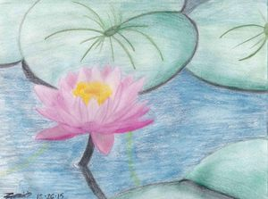 Lotus Clean your Pond - The Secret Gallery of Zalzara the Benevolent
