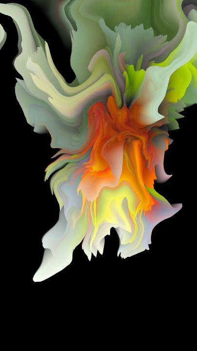 Lunar Lily - Tilt N Swirl Designs by Leanne Dailey