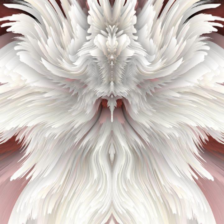 Wise Old Fowl - Tilt N Swirl Designs by Leanne Dailey