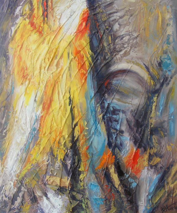 Fire and embers - Danail Nikolov
