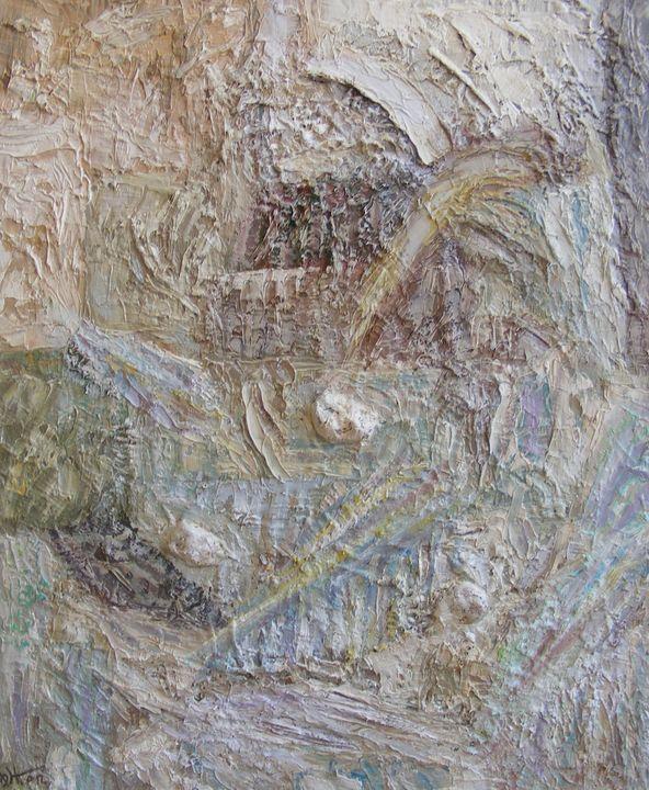 Marine fossils - Danail Nikolov