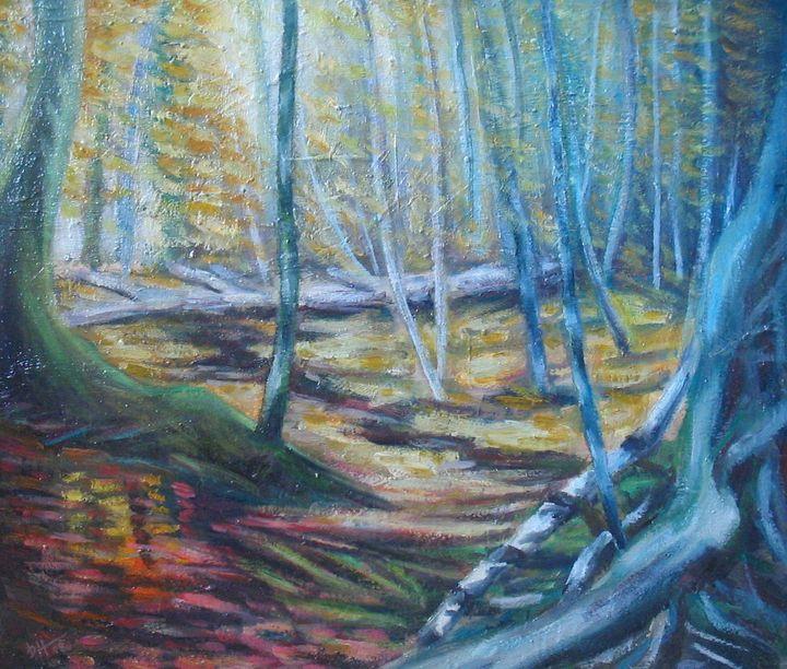 The beauty of the wild forest II - Danail Nikolov