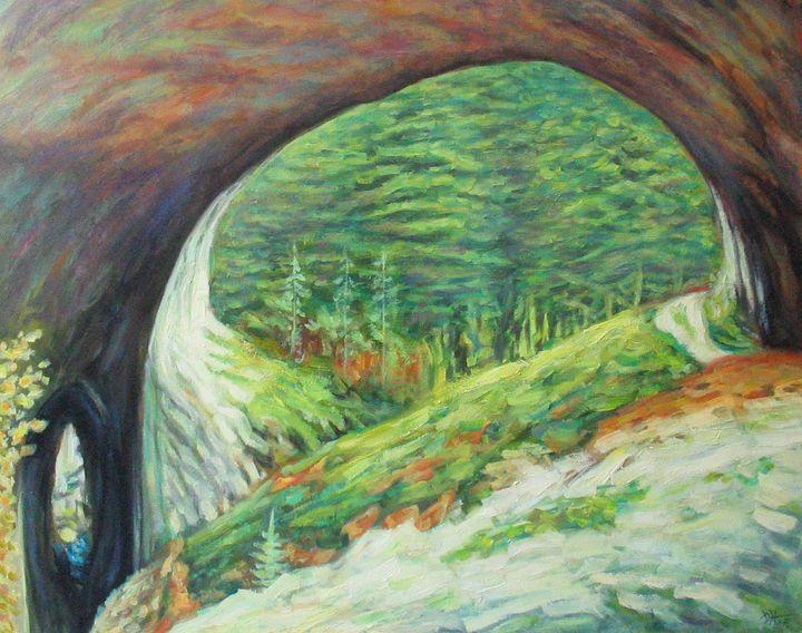 Miraculous bridges II - Danail Nikolov