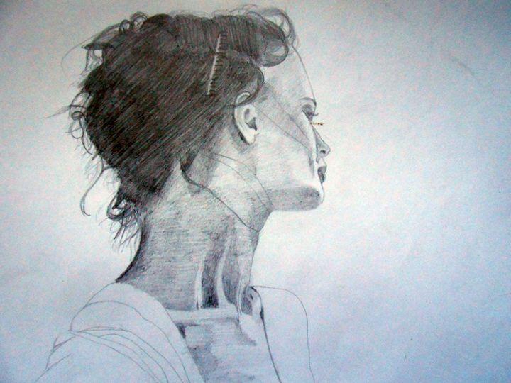 Woman - Maryna Povhanych
