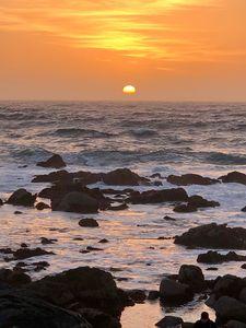 Sunset, Monterey, CA - TAZA ARTE